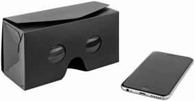 VR Brille Interface Promo Glasses