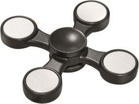 Handspinner Logo Spin Metal Metmaxx® als Werbeartikel