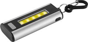 Schlüsselanhängerlicht Metmaxx® COB-KeyPro als Werbeartikel