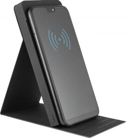 Metmaxx® Mr.Charge BusinessPro Wireless Charger als Werbeartikel