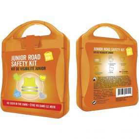 MyKit Medium Junior Road Safety Kit als Werbeartikel