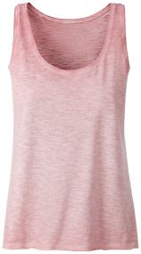Damen Top Spray Print Bio-Baumwolle