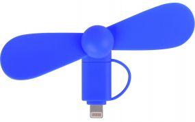 2in1 Handy-Ventilator als Werbeartikel