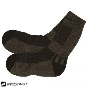 Trekking-Socken Treking Schwarzwolf outdoor® als Werbeartikel