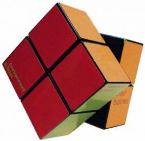 Original Rubiks Cube 2x2 38mm als Werbeartikel