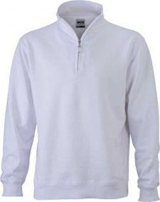 Sweatshirt mit Stehkragen