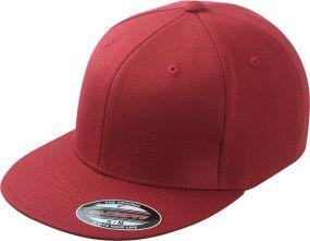 Baseballcap Flexfit Flatpeak als Werbeartikel