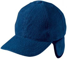 Baseballcap 6 Panel Fleece als Werbeartikel