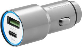 CAR CHARGER SS TYPE C als Werbeartikel