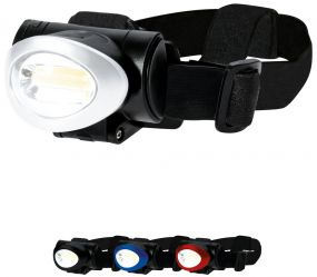 Cob LED-Stirnlampe als Werbeartikel