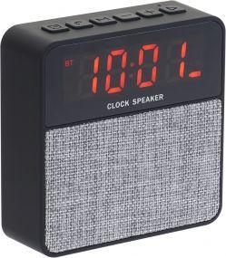 Time Bluetooth-Speaker mit LED-Uhr als Werbeartikel