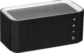 BRICK Bluetooth-Speaker mit Wireless Charger als Werbeartikel