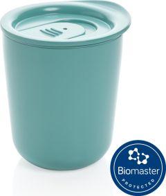 Antimikrobieller Kaffeebecher im klassischen Design als Werbeartikel