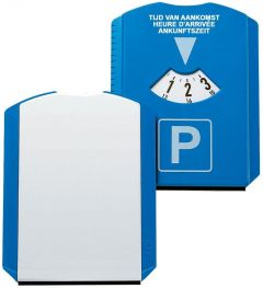 Parkscheibe Basic als Werbeartikel