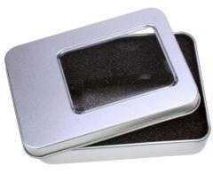 Metallbox für USB-Sticks USB 2.0