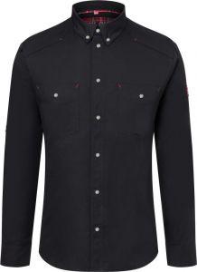 Kochhemd Button-Down ROCK CHEF®-Stage2 als Werbeartikel