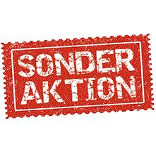 Aktion bis 31.10.19: Sonderpreise inkl. 1c-Druck an einer Position