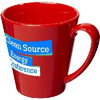 Tasse bedruckt als Werbeartikel